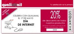 Descuento Día Internet