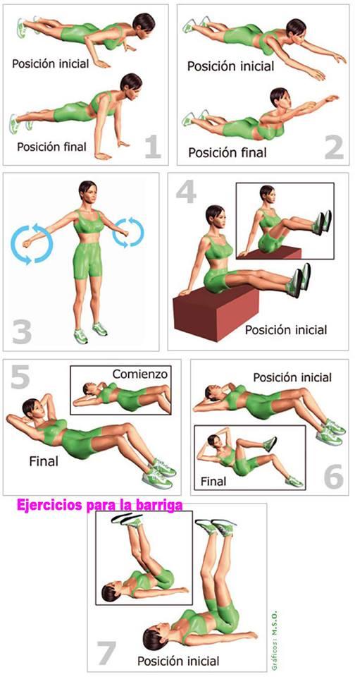 ejercicios de pilates perder peso