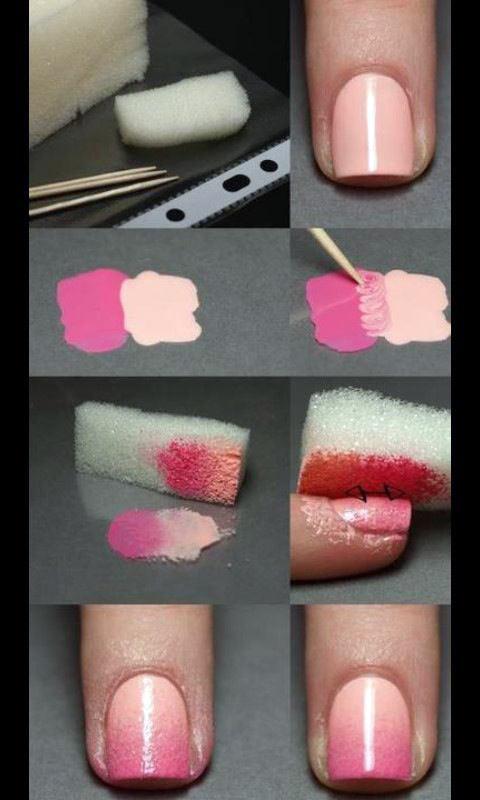pintado-unas-con-esponja