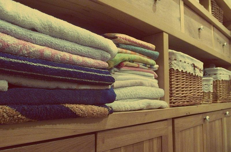 organizar el armario