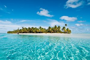 Aroa, Aitutak y One Foot Island, Islas Cook