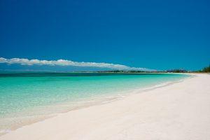 Grace Bay en las Islas Turcas