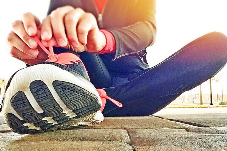 tabla de ejercicios para estar en forma sin salir de casa