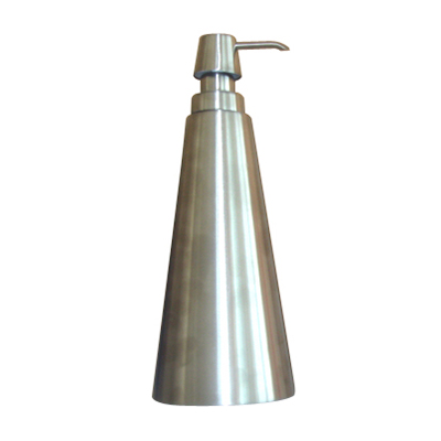Dispensador de jabon acero inoxidable 310ml jocca for Dispensador de jabon de pared