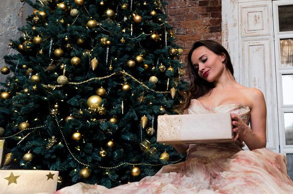 consejos para estar guapa en navidad