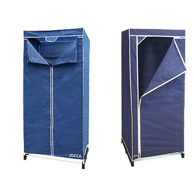 Set de 2 armarios JOCCA de TNT azul