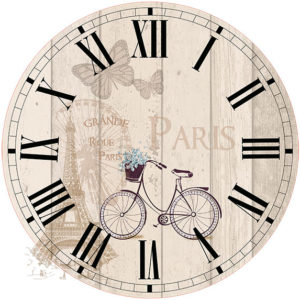 Reloj de pared JOCCA Paris